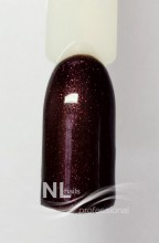 GLITTER MAGIC BROWN - BAREVNÉ GELY - GLITTER